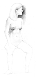 Nude Model Session #1