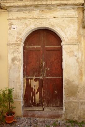 Sardinian door