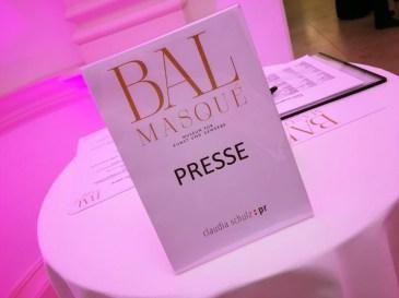 Presse Bal Masque