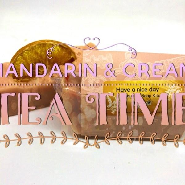 Mandarin tea time
