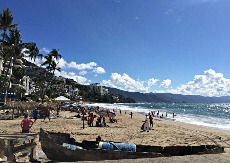 The Pacific coast of Mexico has it all - sun, sand, surf and great food. Here are ways to enjoy beach fun in Puerto Vallarta, Mexico.