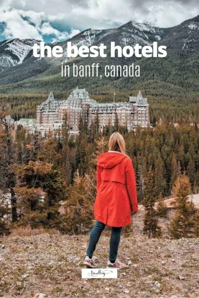 best hotels in banff