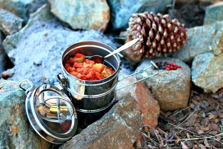 stew in a tin container camping recipe