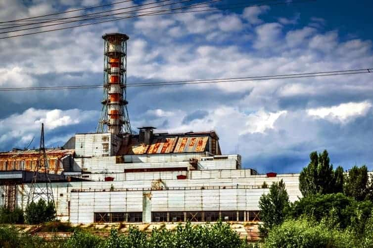 Living through the impact of the worst nuclear disaster in human history. Thoughts on surviving Chernobyl.