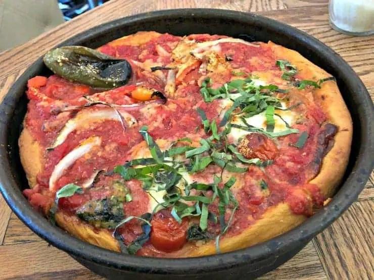 Pizza Pie in Chicago