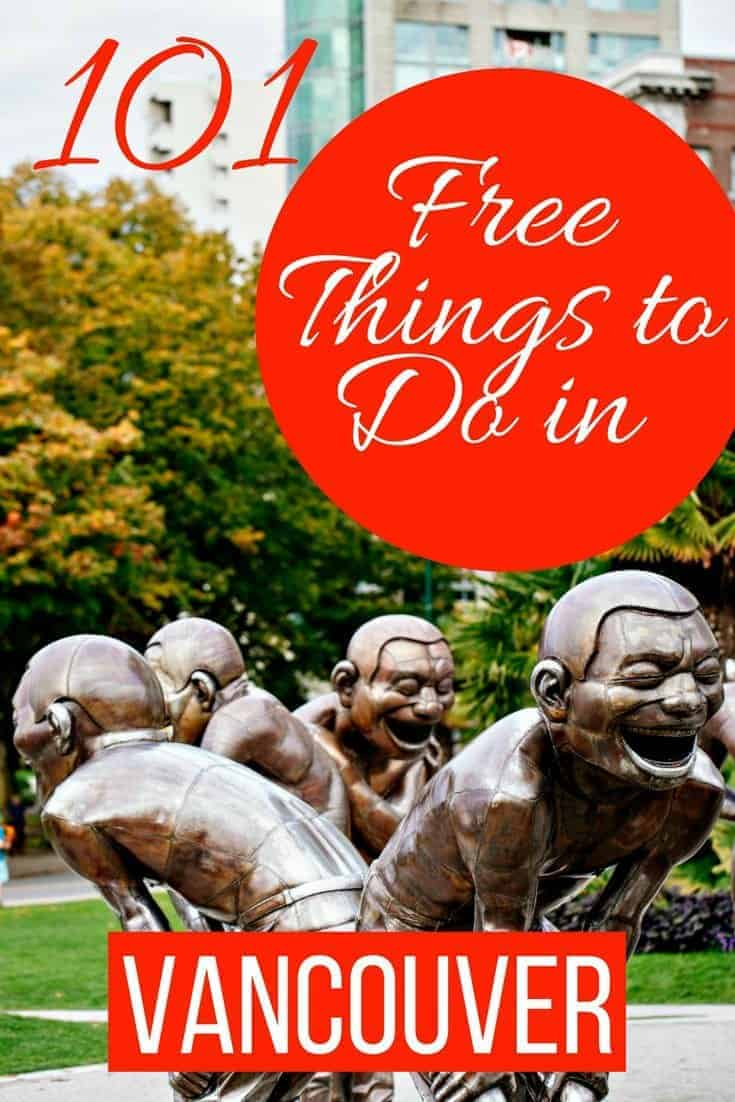 Vancouver is filled with wonderful things to see and experience for travellers and families. Check our ultimate list of free things to do in Vancouver.