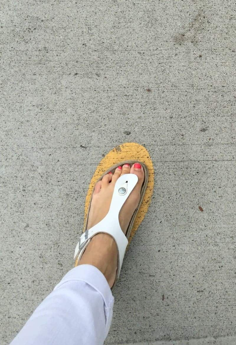 Comfort, support, and fashionability are just a few of the eight reasons why Birkenstocks are among the best shoes for travelling that you can buy.
