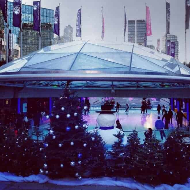 Time to start planning your holiday fun in Vancouver! Check out these 7 fun and festive ways to celebrate Christmas in Vancouver with kids and families.