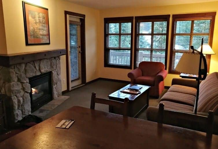 living room at whistler blackcomb suites