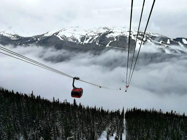peak to peak gondola whistler