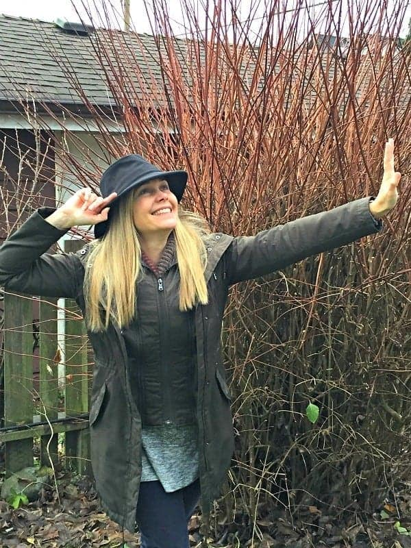 What's on Your Head this Winter? My stylish Tilley Hat keeps me looking good on the road, or in a windstorm. | thetravellingmom.ca