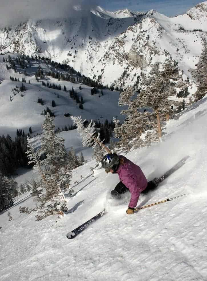 Skiers looking for incredible snow quality and family-friendly skiing will find powder nirvana at Alta Ski Area, Utah. Six reasons why you should ski Alta.