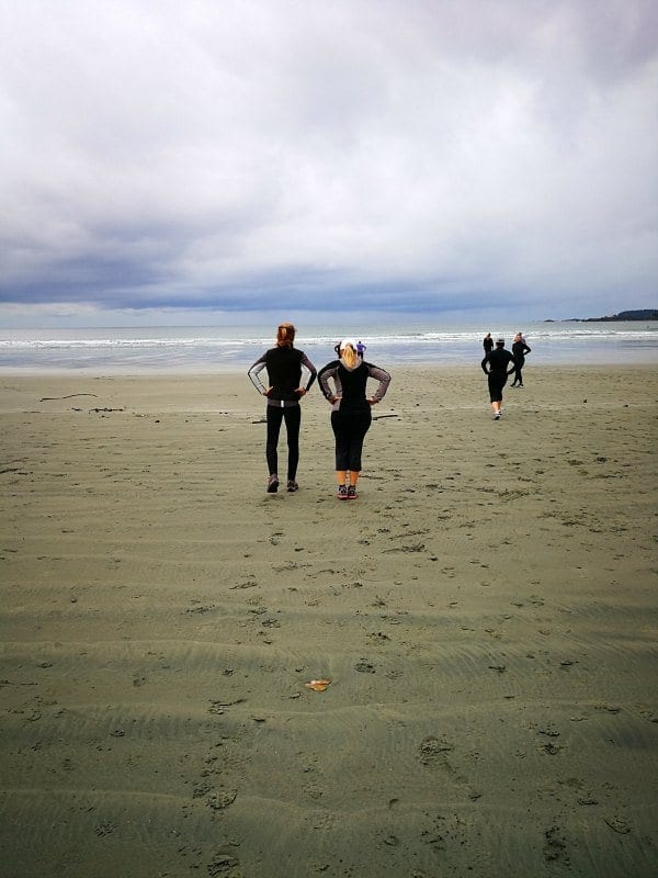 It's time to focus on self-care and reboot your fitness regime at the Beauty and the Beach wellness retreat at Long Beach Lodge in Tofino, Canada.