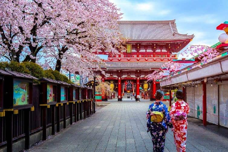 Planning a Japan Trip Inspired By Awesome Photo Locations. How to use tech and photos for planning your next bucket list adventure. #Trover #TroveOn