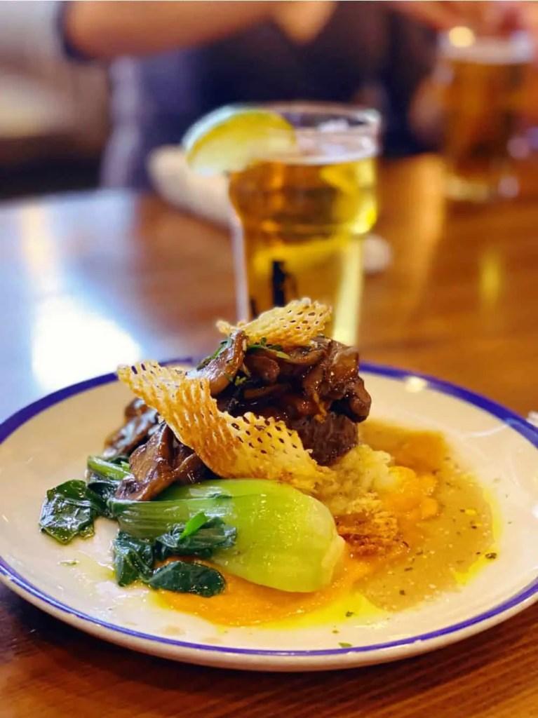 jasper food tour meat dish