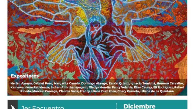 Pintura de Richie Morales, pintor Guatemalteco