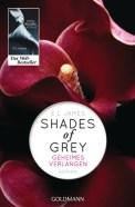 Shades of Grey (Geheimes Verlangen) - E. L. James (4/5) 608 Seiten