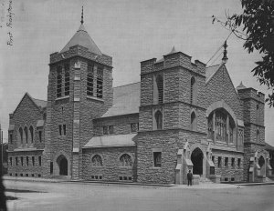First Presbyterian Church, 1915