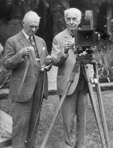 Thomas Edison had his hand in many enterprises including a film studio in Long Beach