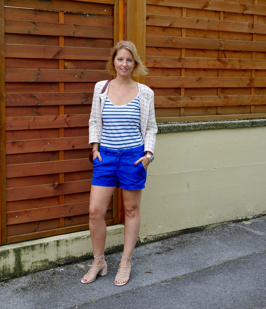Max Mara and Shorts