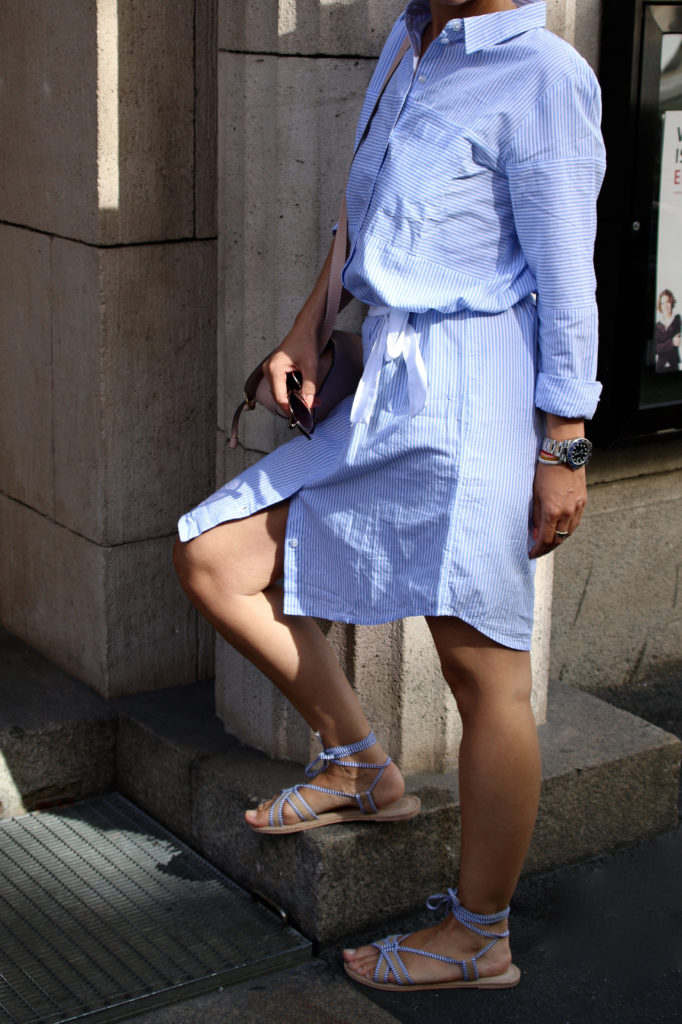 Shirtdress Cologne