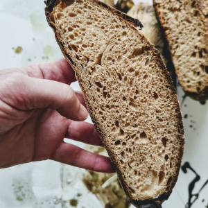 FREE GIFT RECIPE: CP-GERMAN BAUERNBROT (English & German)