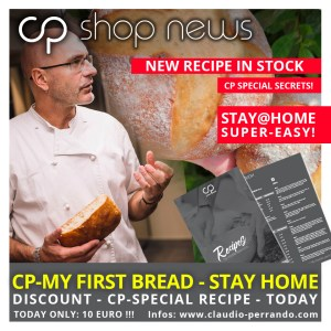 FREE GIFT RECIPE: CP-FIRST BREAD SUPEREASY (English / Deutsch / Espanol)