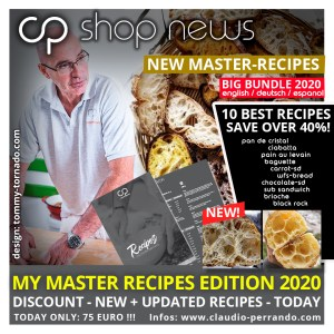 CP-MASTER-RECIPES BUNDLE – 2020 EDITION (DEUTSCH, ENGLISH, ESPANOL)