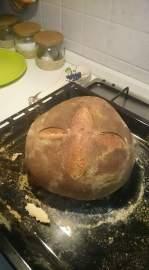 ... ed ecco il risultato: in tutta la sua semplicità, un capolavoro di arte culinaria, una ricetta che ha secoli di storia...