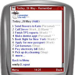 Aplicativos Produtivos para o Samsung Star - Parte I (4/6)