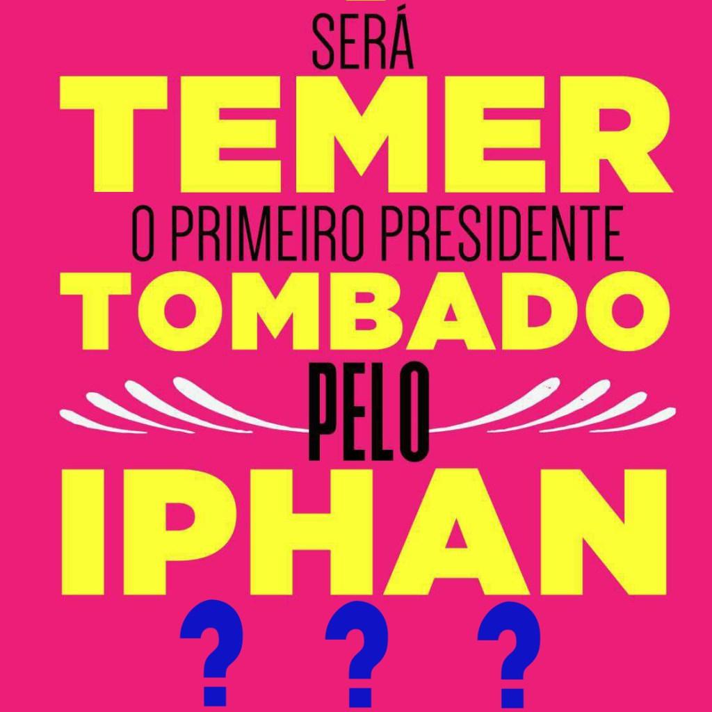 temer_iphan