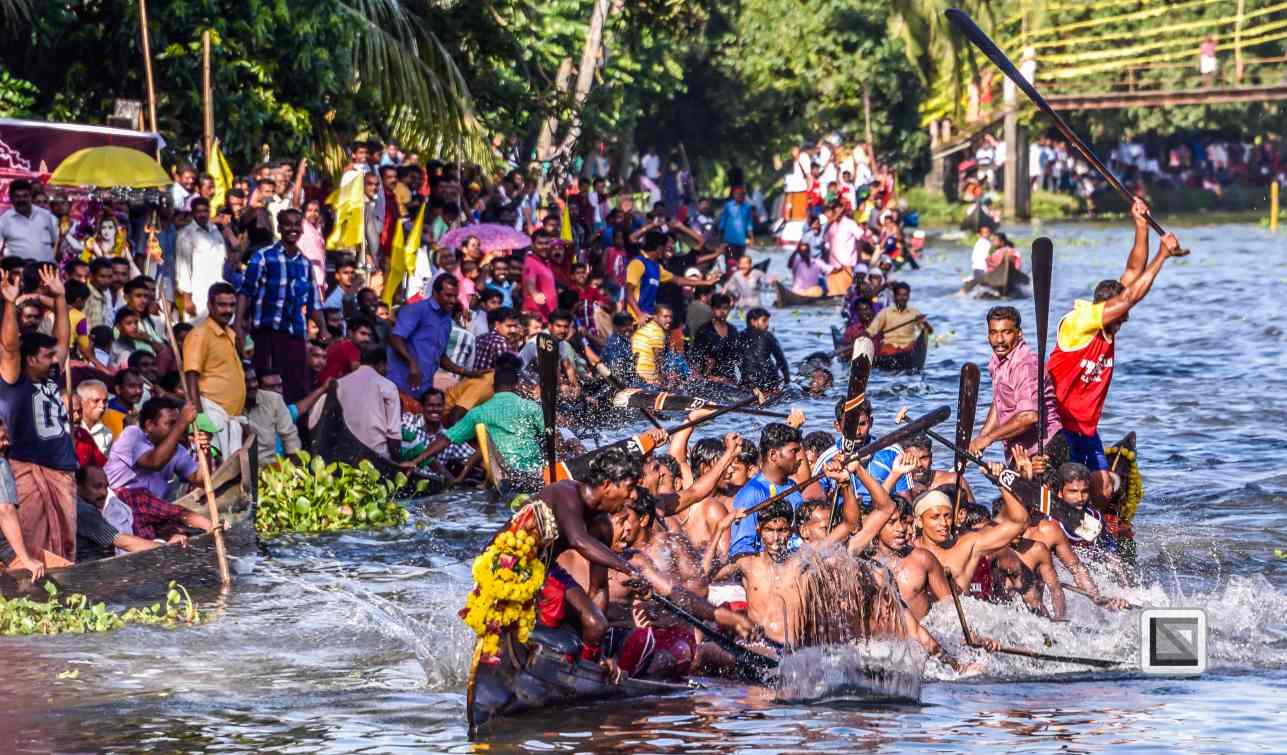 Kumarakom Boat Race-34