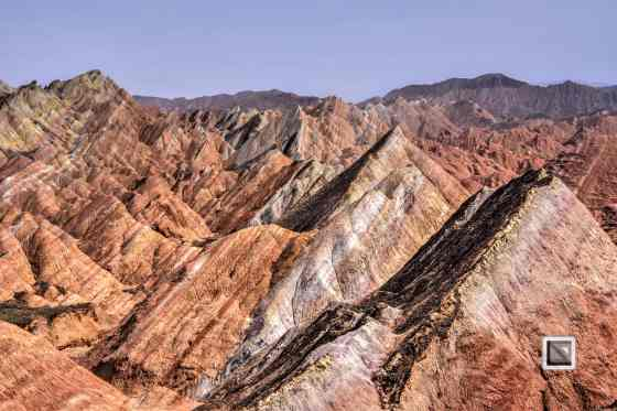 China - Gansu - Danxia Landform-11