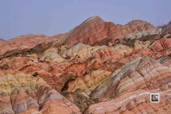 China - Gansu - Danxia Landform-12