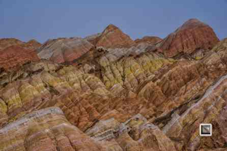 China - Gansu - Danxia Landform-15