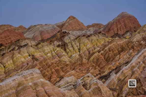 China - Gansu - Danxia Landform-15