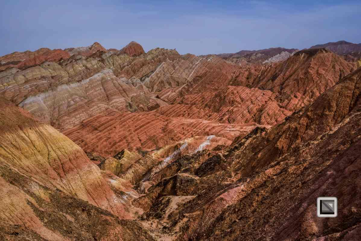 China - Gansu - Danxia Landform-18