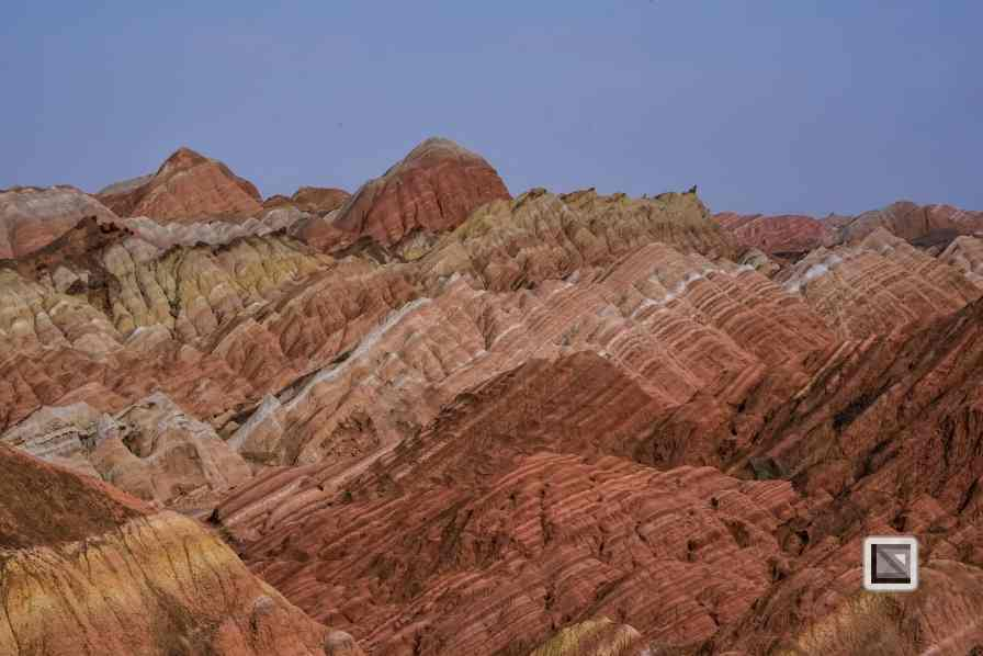 China - Gansu - Danxia Landform-23