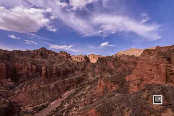 China - Gansu - Danxia Landform-29