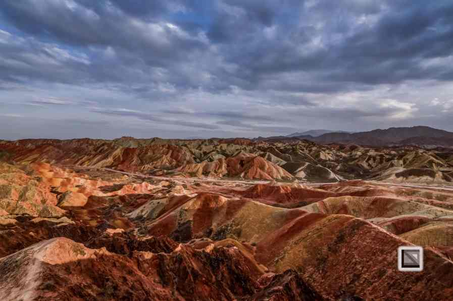 China - Gansu - Danxia Landform-39