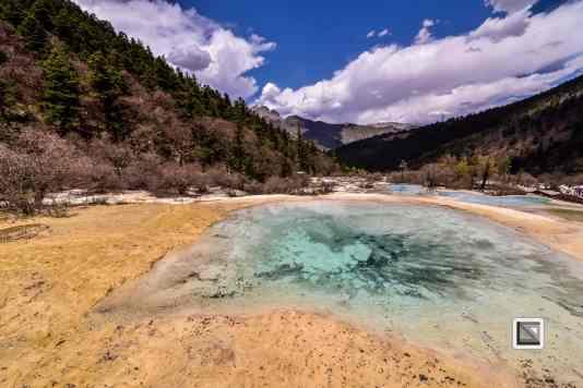 China - Sichuan - Huanglong-10