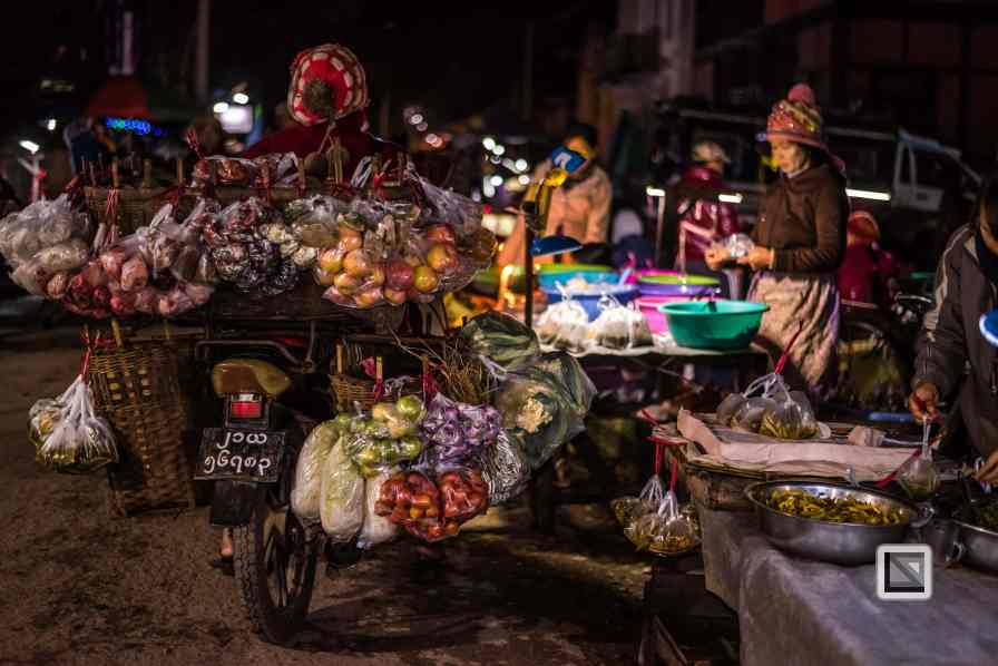 Hsipaw - Morning Market-51
