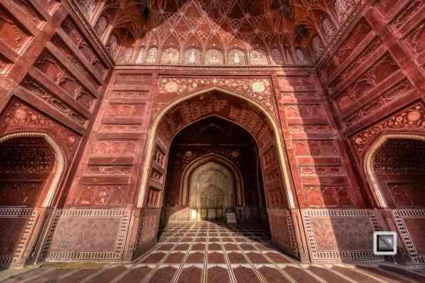 India - Taj Mahal-10