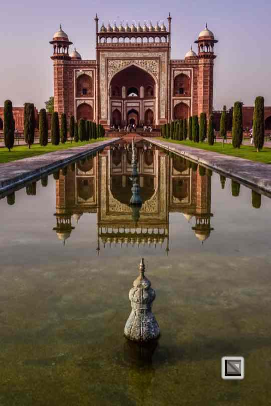 India - Taj Mahal-3