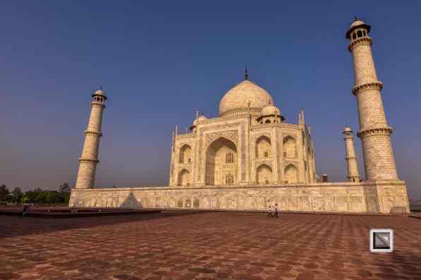 India - Taj Mahal-7