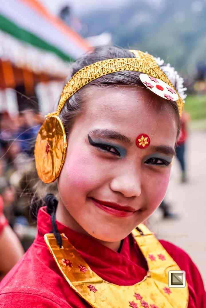 India - West Begal - Darjeeling - Independence Day Celebration-23