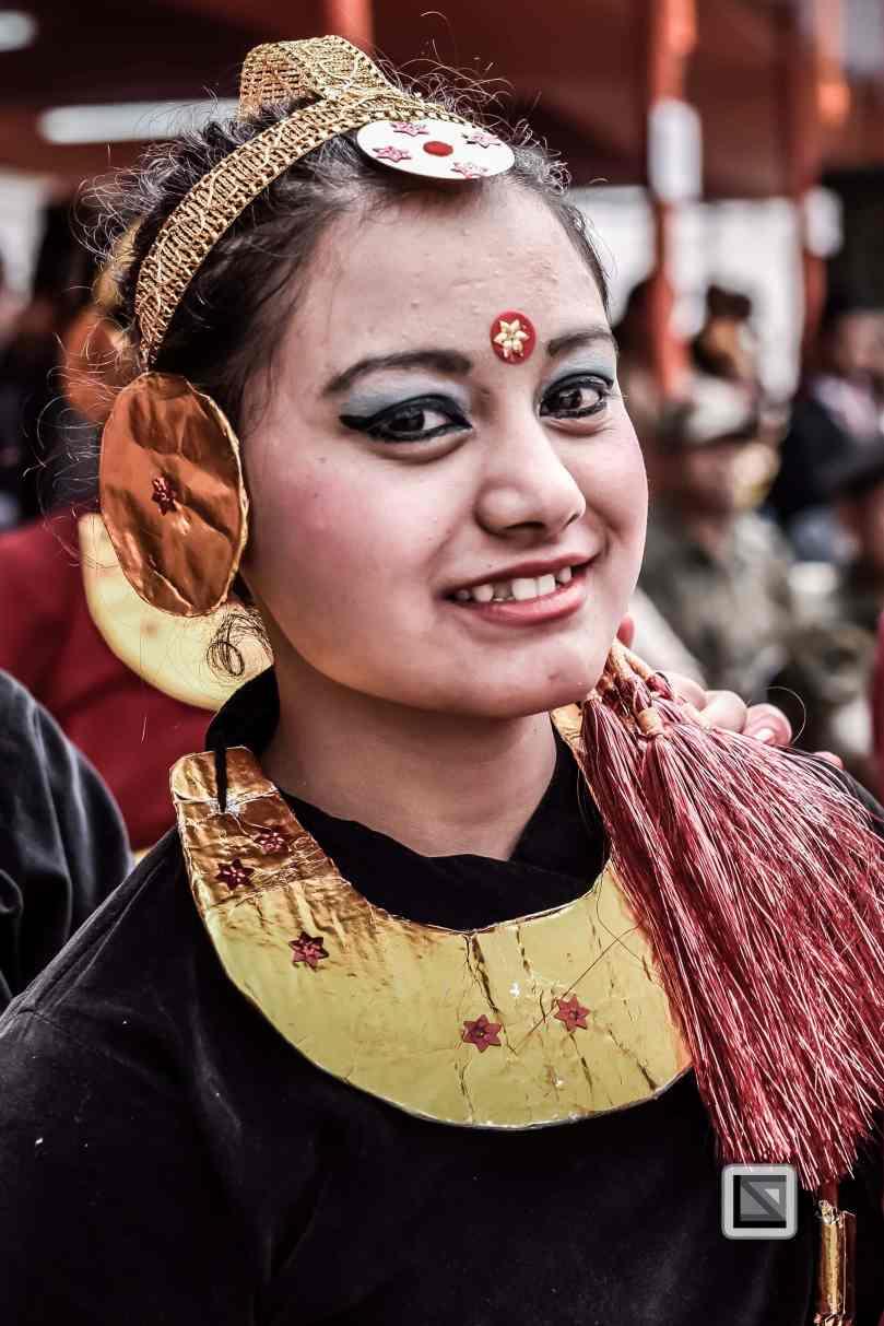 India - West Begal - Darjeeling - Independence Day Celebration-24