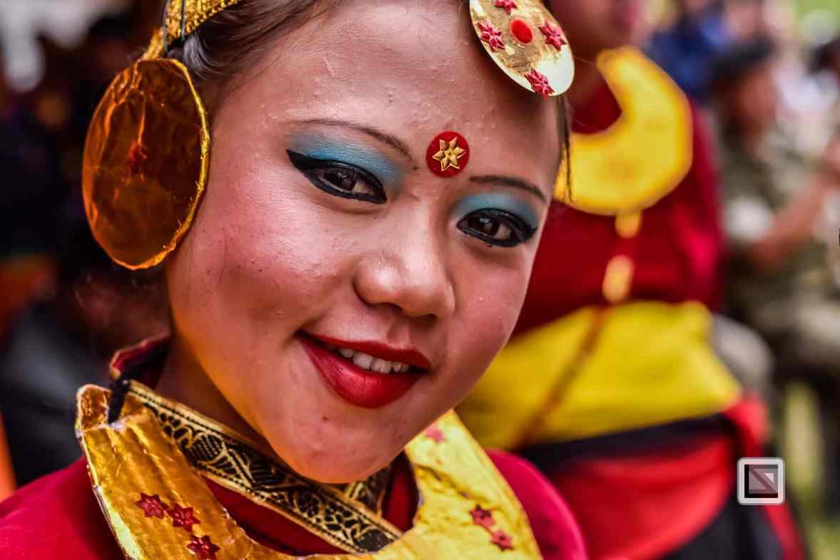 India - West Begal - Darjeeling - Independence Day Celebration-25
