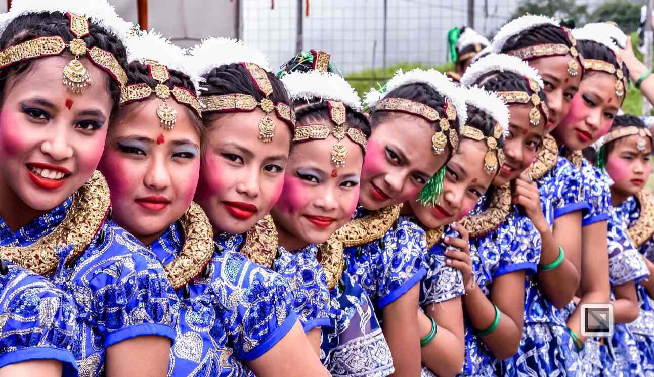 India - West Begal - Darjeeling - Independence Day Celebration-31