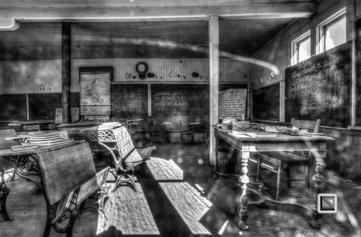 USA - Nevada - Bodie Ghost Town-39